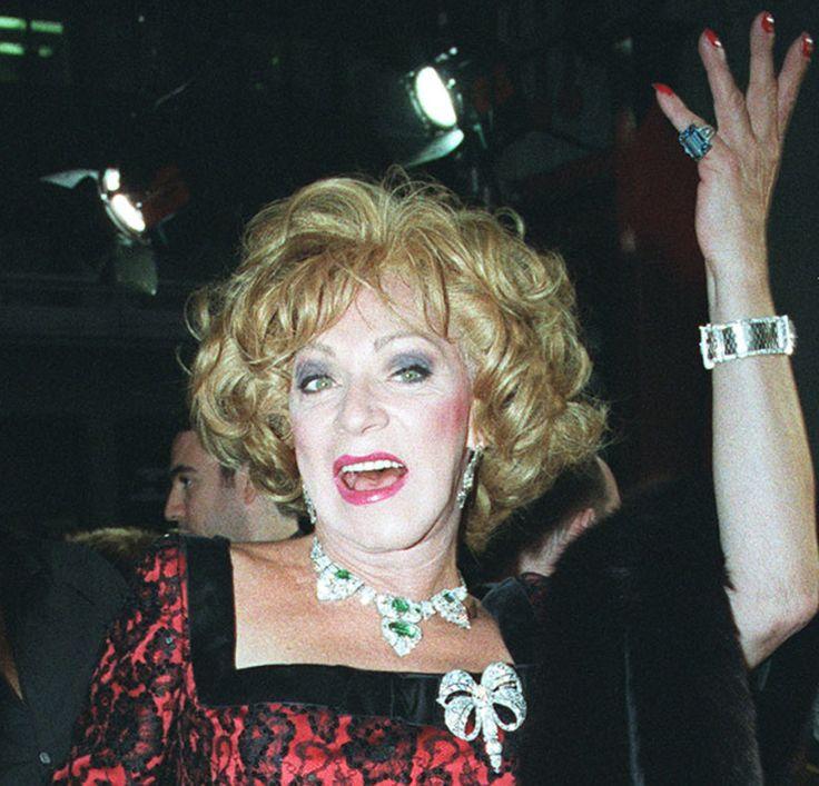 Holly Woodlawn Dies: Transgender Actress, Warhol Scene-Maker Was 69   Deadline