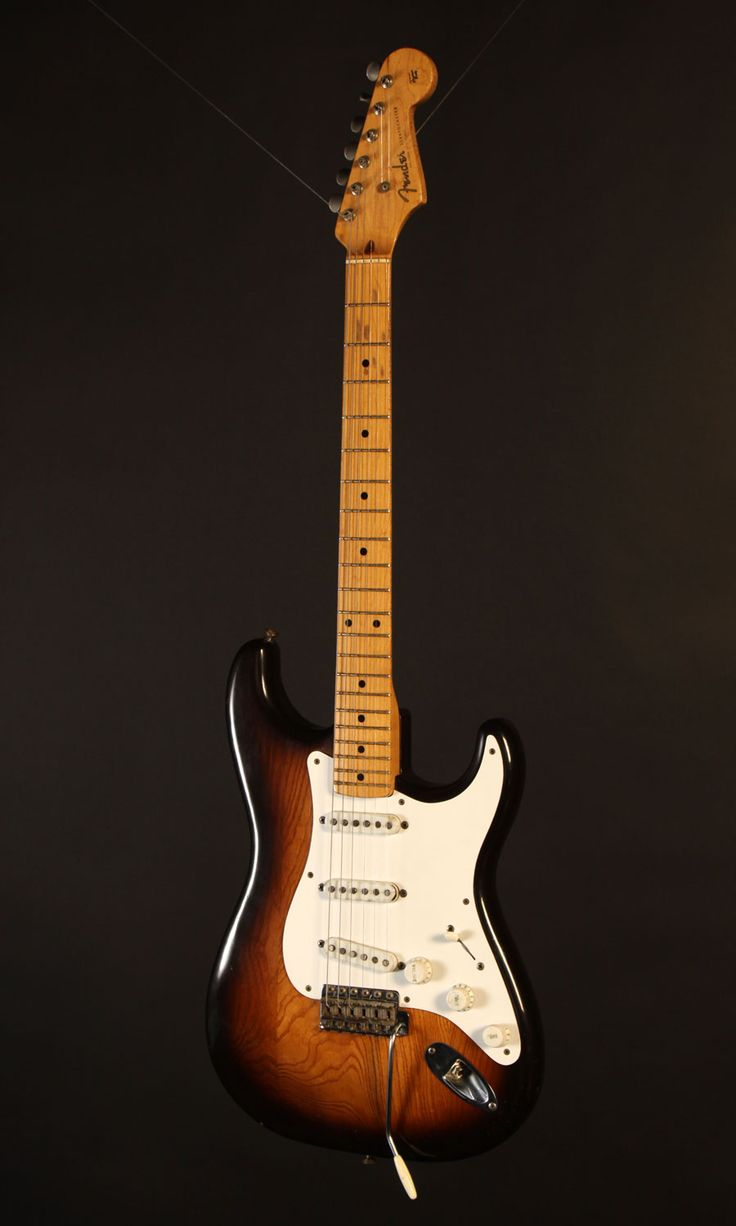 Catch of the Day: 1954 Fender Stratocaster | The Fretboard Journal: Keepsake magazine for guitar collectors