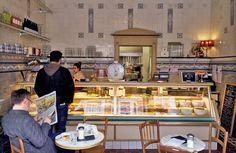 SCHMITZ I Belgisches Viertel I Aachener Str. 30 ... in 50674 Köln I Bistro, Restaurant, Café, Frühstück, Café mit Außenbereich, Bar, Club