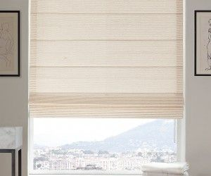30 Fascinating Tailored Roman Shades Ideas