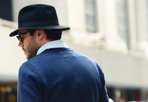 Tommy Ton's Street Style: New York Fashion Week Spring 2013: Style: GQ