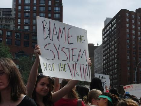 Blame the system