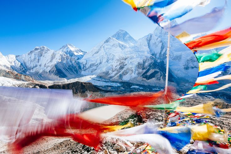 Khumbu, Nepal by Andrew Peacock