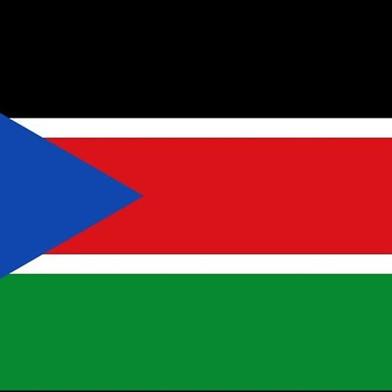 South Sudan Flag Stickers