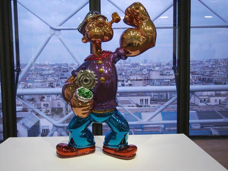 Джефф Кунс входит в плеяду самых богатых художников мира, что автоматически…