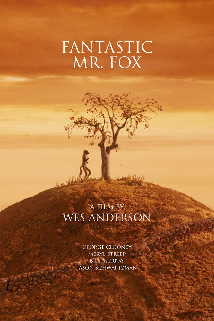 Fantastic Mr. Fox. This is one of my favorite animated films. It's so wonderfully quirky and funny, the colors and animation are gorgeous, and the soundtrack is perfect. (And I don't usually even like the Beach Boys!) It's awesome.