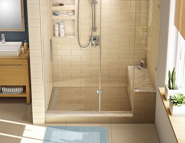 1 Piece Shower Stall Canada