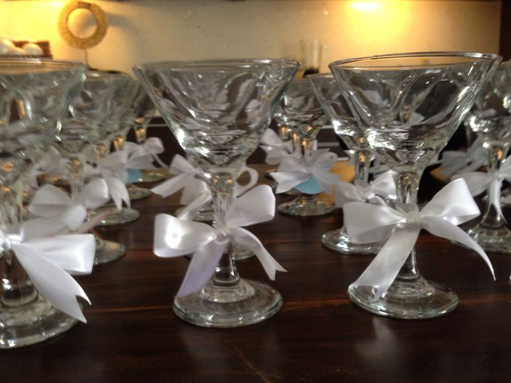 Martini Glass Hire .