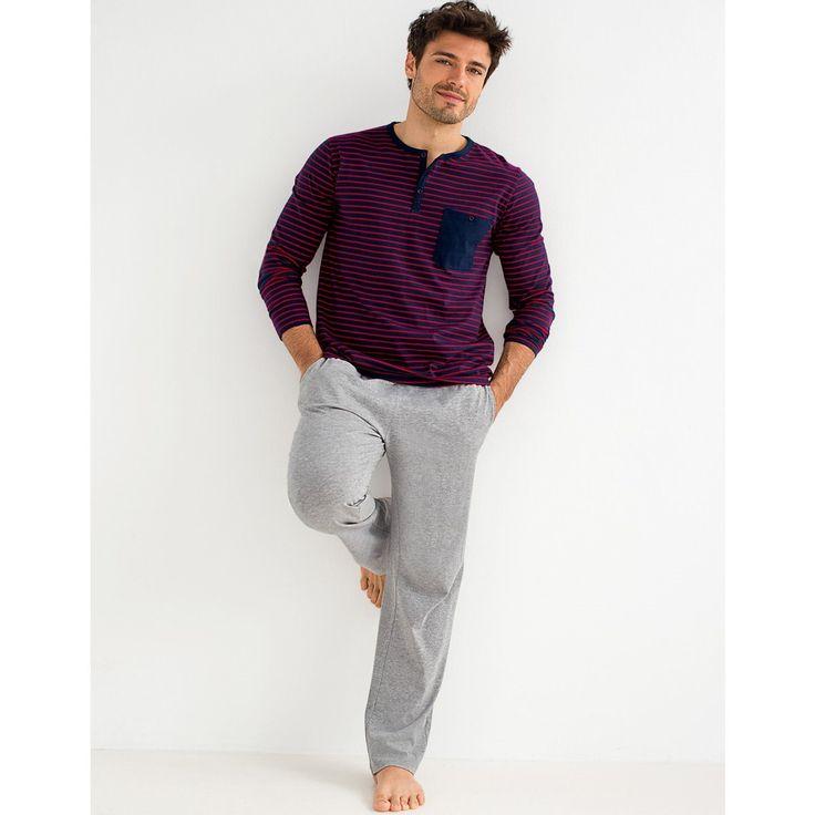 Pijama, homem R Reference   La Redoute