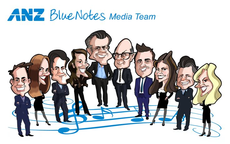 Group Caricature: Blue Notes Media Team https://bluenotes.anz.com/posts/2016/04/celebrating-two-years-of-disruption/