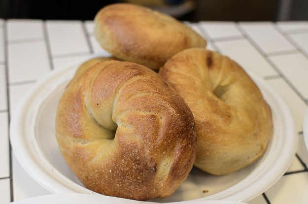 #1: Brooklyn Bagel and Coffee Company | A Taste Test Of NYC's Best Bagels