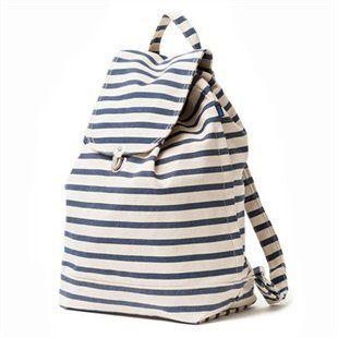 Backpack- Sailor Stripe