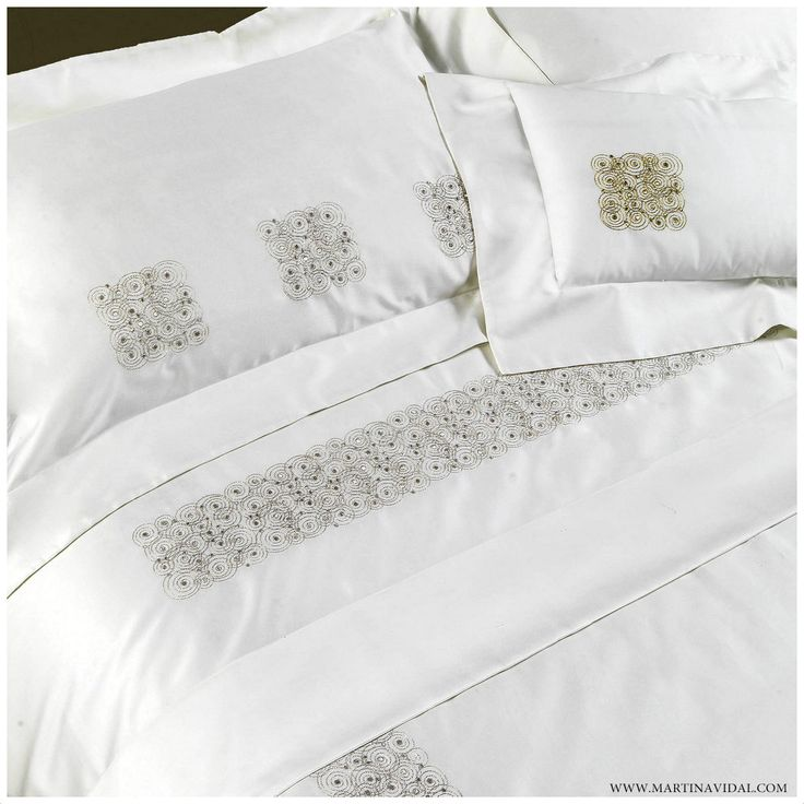 Martina Vidal Collection Sheet Sets and Duvet Covers