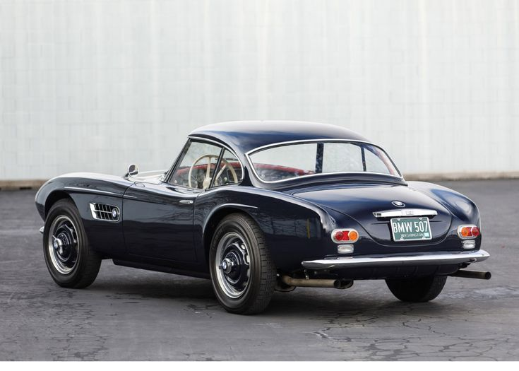 Oldtimer-Fund der Woche: 1958 BMW 507 Roadster Series II