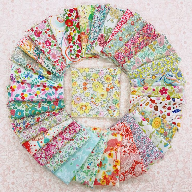 Free Tutorial - The Strawberry Thief - Love Liberty Quilt - Fabric Kits available