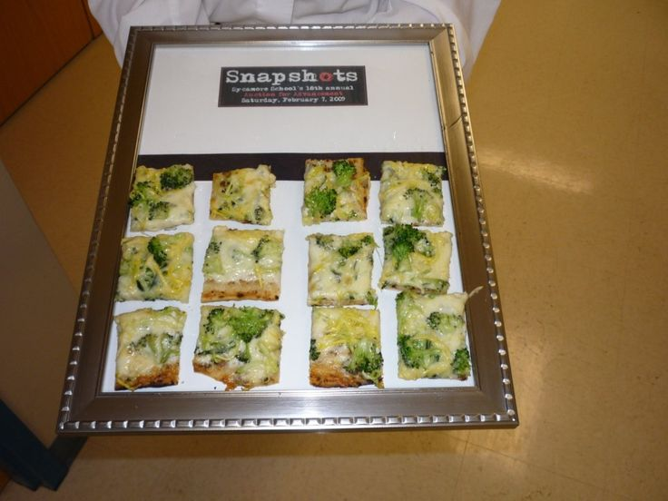 Grilled Flat Bread with Vegetables, Olive Oil and Jack Cheese