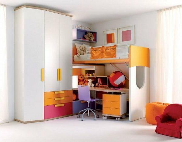 schreibtischstühle design kinder lila