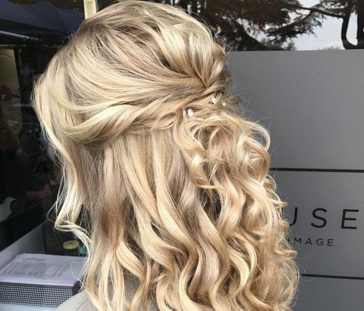 Halb Oben Halb Unten Prom Frisuren Matric Dance Diamante 287 Besten Blonden Hochzeitsfrisuren Bilder Im Jahr In 2020 Hairstyles For Thin Hair Hair Styles Half Up Hair