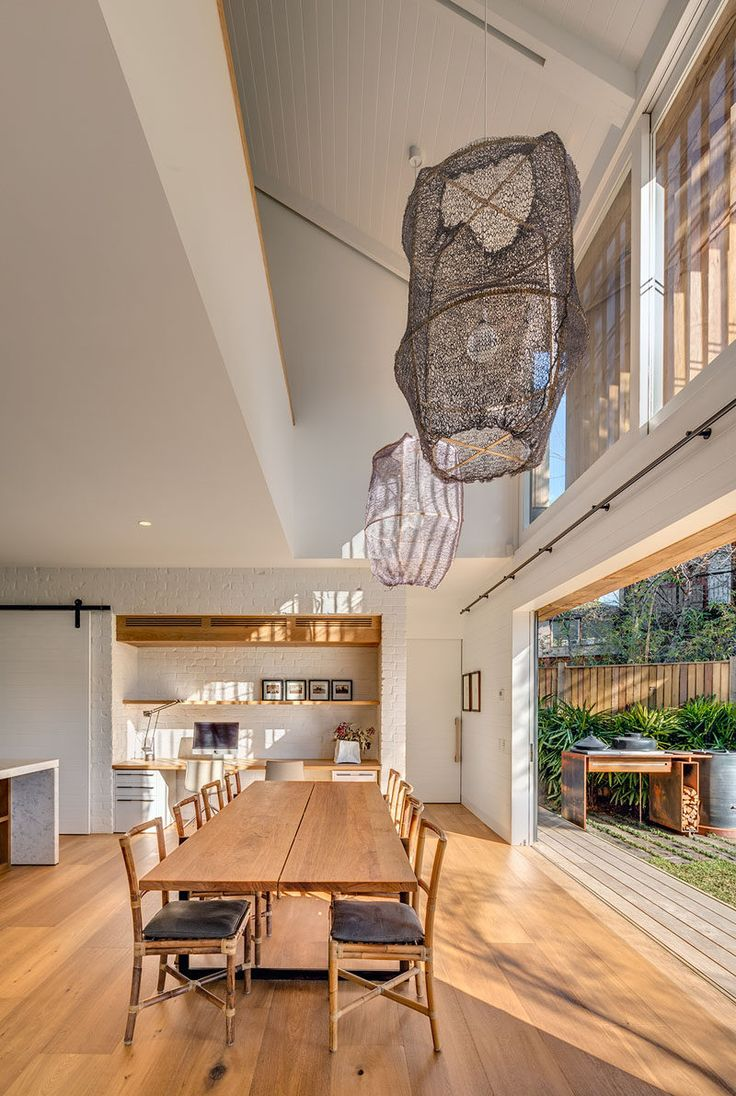 As with many Australian homes, indoor/outdoor living is often included in the design, and in this home they have achieved this by having a…