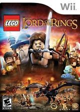 LEGO The Lord of the Rings - Nintendo Wii Game