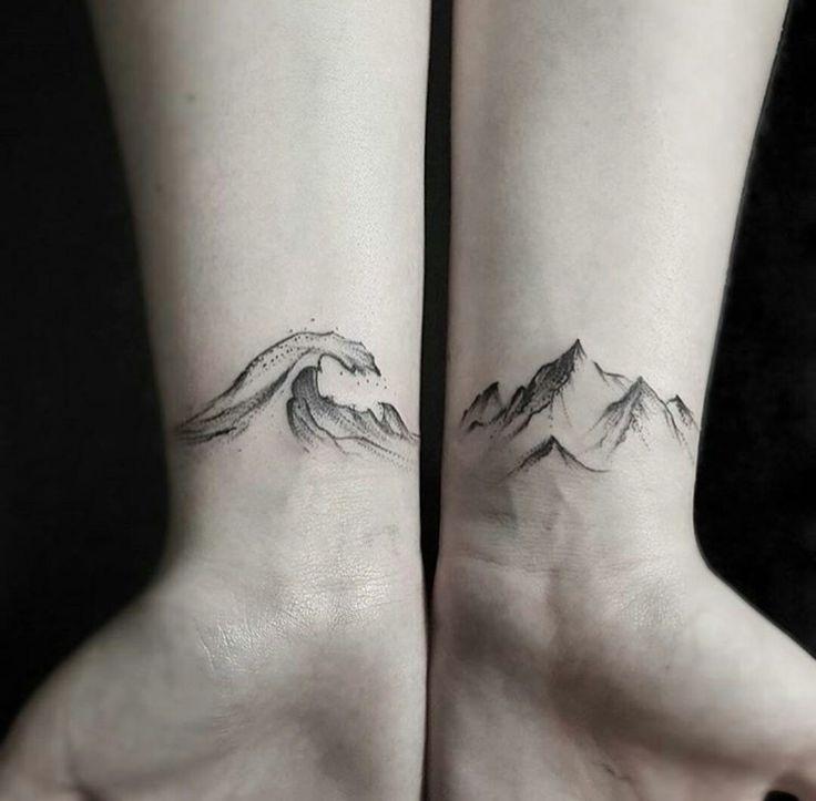 """""""I am the mountain/ I am the sea"""""""