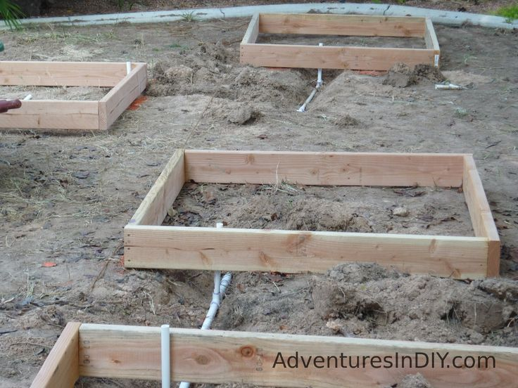 positioning raised garden beds 1