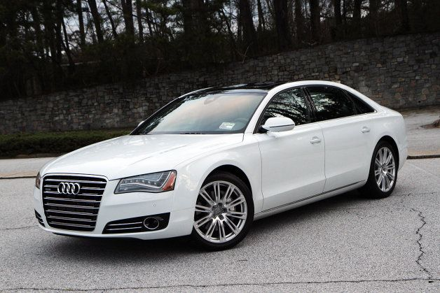 1,682 miles in a 2014 Audi A8 L TDI - Part 2