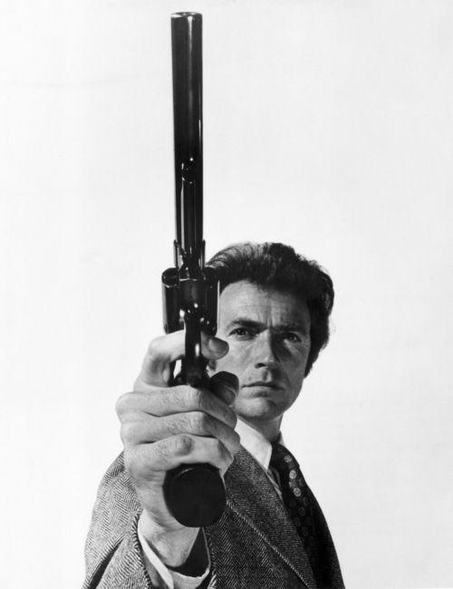 Dirty Herringbone. Clint Eastwood, 1971.