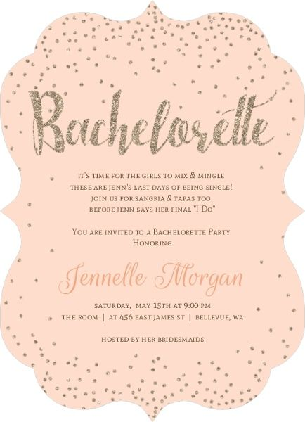 17 Best ideas about Bachelorette Party Invites on Pinterest ...