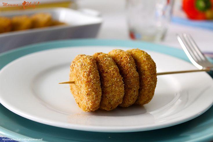 Le polpette di Lupini vengono preparate con lupini, patate, zucchine e peperoni. Sono molto saporite e piacciono tanto ai bambini