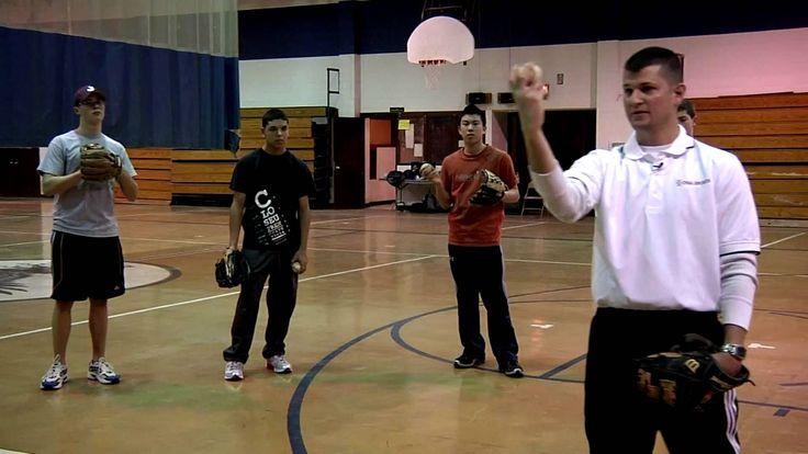 The Correct Baseball Grip