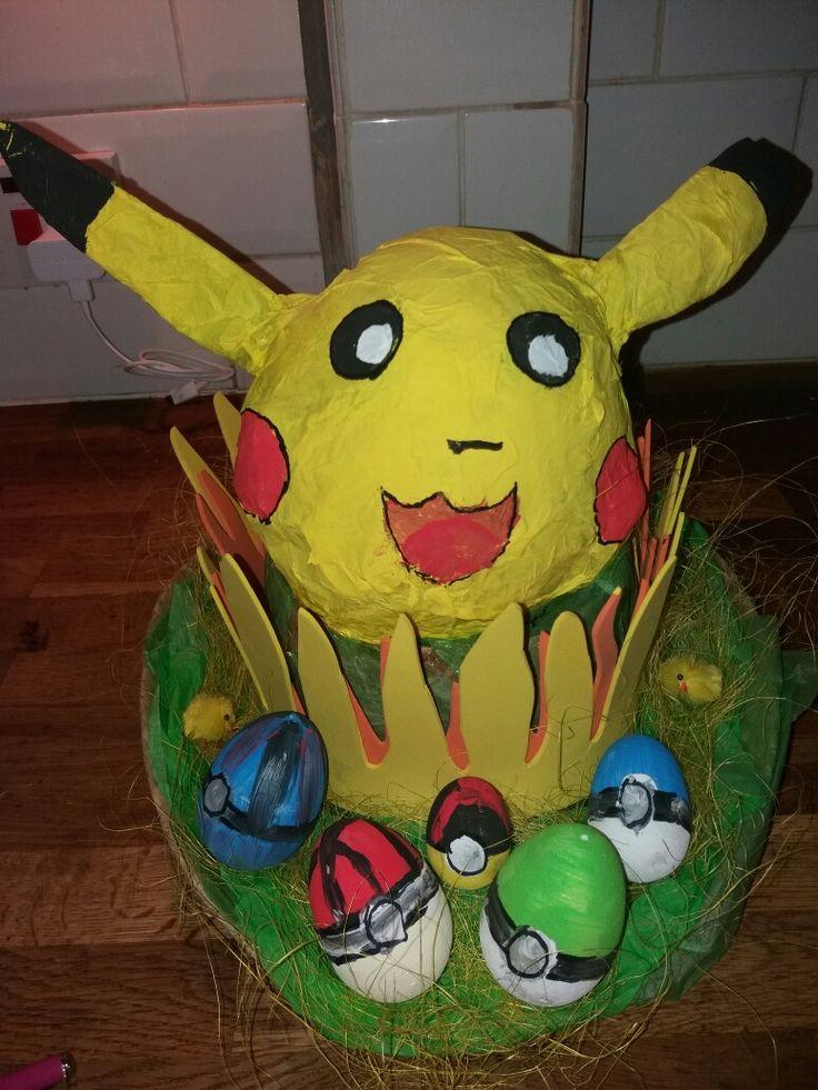 Pokemon pickachu !!