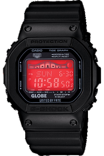 G-Shock Limited Edition Globe X #GShock #watch @GSHOCK_OFFICIAL I love everything about this all time fav
