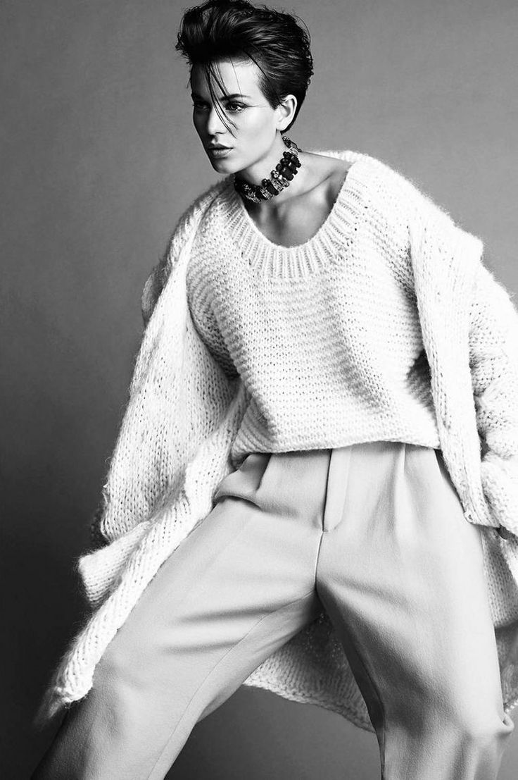 ellinore jimmy backius2 Ellinore Erichsen Rocks Androgynous Style for Madame Figaro by Jimmy Backius