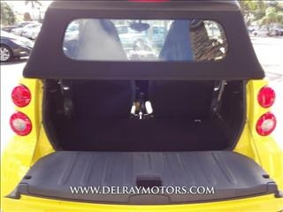 2008 Yellow Smart Fortwo Passion http://www.iseecars.com/used-cars/used-smart-for-sale