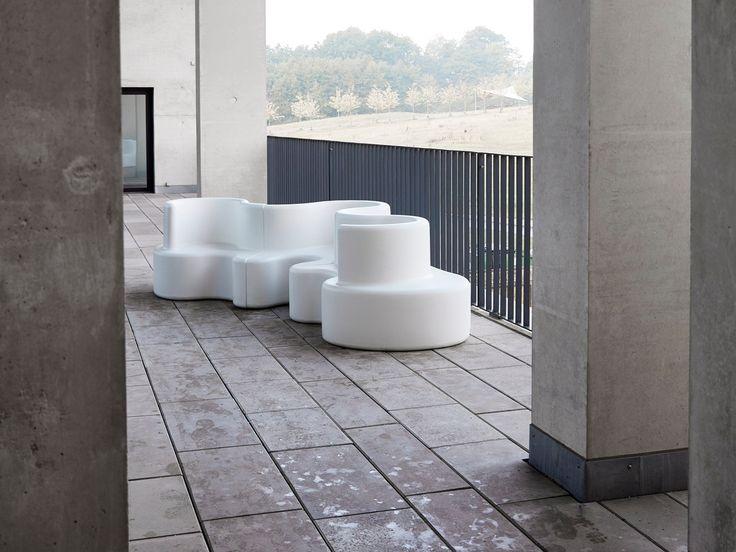 #outdoor #verpan #cloverleafinandoutdoor #sofa #interiordesign #furniture  #furnituredesign