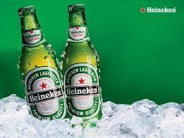 Cerveza Heineken  $2.500
