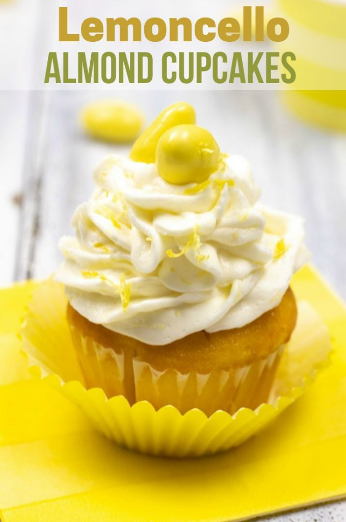 Lemony Vanilla Cupcakes with Lemon Coconut Frosting