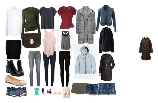 """""""Minimalist capsule-year round"""" by ranalli-cara ❤ liked on Polyvore featuring Joseph, Paige Denim, J Brand, SO, LE3NO, WearAll, H&M, Wolford, Polo Ralph Lauren and Lands' End"""