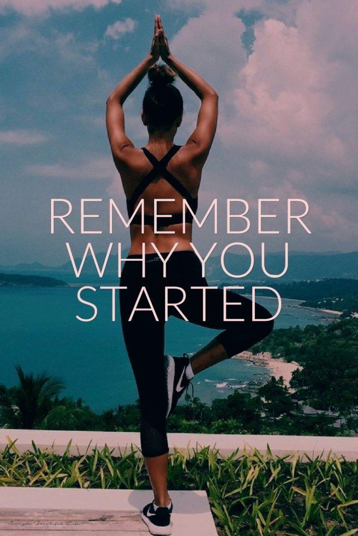 Motivierende Fitnessphrasen