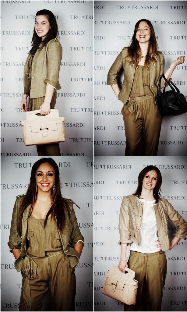 Safari look  #TweetYourLook with Tru Trussardi Milan Styling Set ~ The Dolls Factory