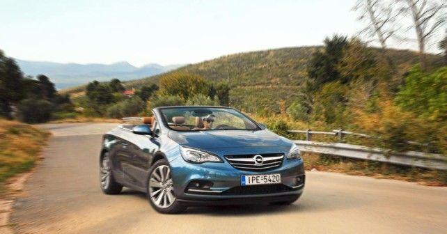 Opel Cascada Turbo SIDI (170 HP)