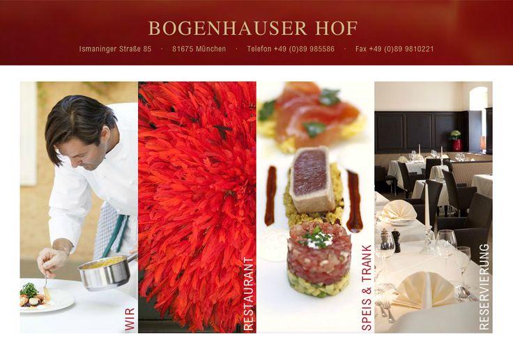 Restaurant Bogenhauser-Hof http://www.bogenhauser-hof.de/