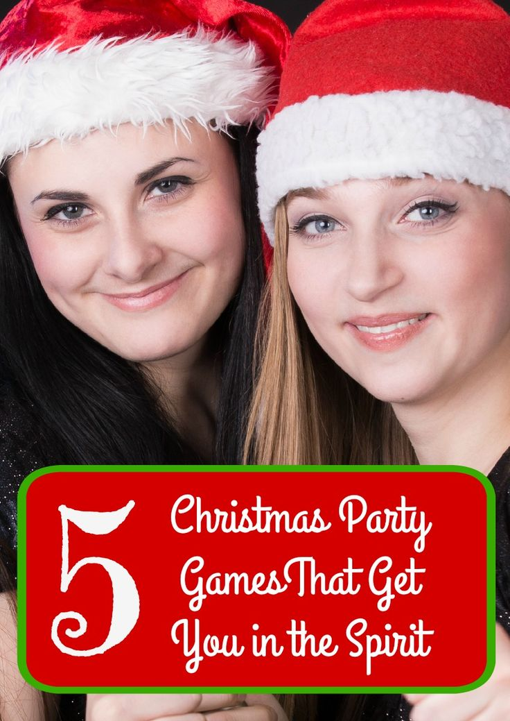 Christmas Eve Party Ideas For Family Part - 49: 5 Christmas Party Games That Get You In The Spirit