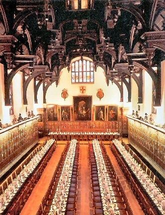 """The four Inns of Court were, according to Ben Jonson, 'the noblest nurseries of humanity'.  All highly influential in terms of their members' legal, political and artistic roles, the Middle …"