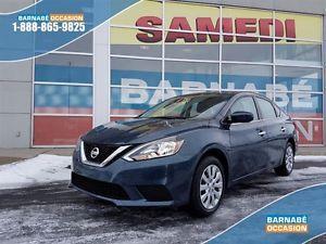 2016 Nissan Sentra 1.8 CLIMATISATION-RÉGULATEUR DE VITESSE-BLUET