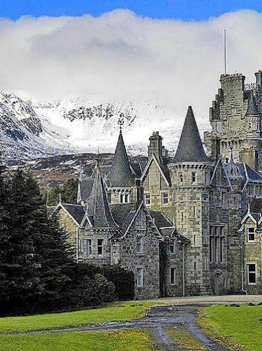 227 best scotland castles of bonnie scotland images on for Scottish highland castle house plans