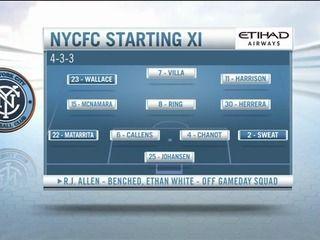 New York City FC - Minnesota United Geniş Özeti İzle