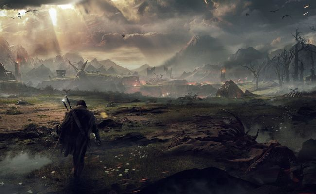 Shadow of Mordor tells a very stupid story, but we can't stop playing it.