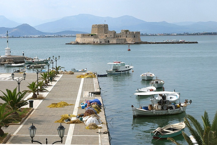 Nafplion, Greece - My favorite city!